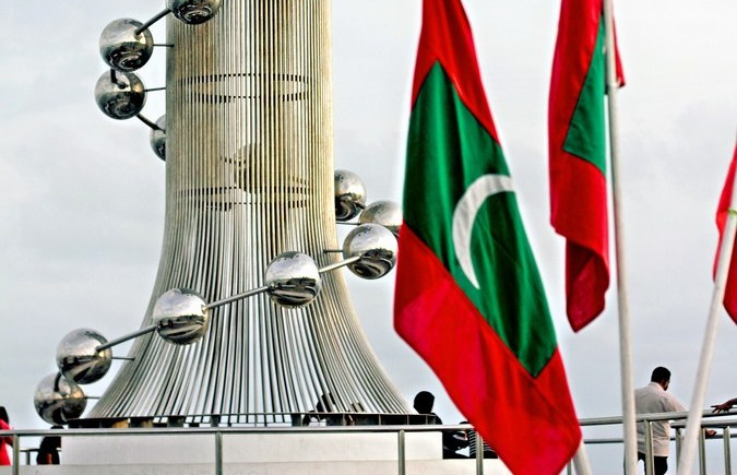 Maldivian Flags A Voyage Through Time Backpackers Maldives