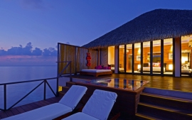 honeymoon villa Cruise-maldives.com