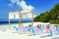 Beach wedding Maldives www.cruise-maldives.com