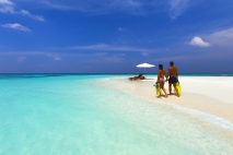 private sandbank excursion www.cruise-maldives.com