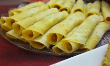 Curried rolls