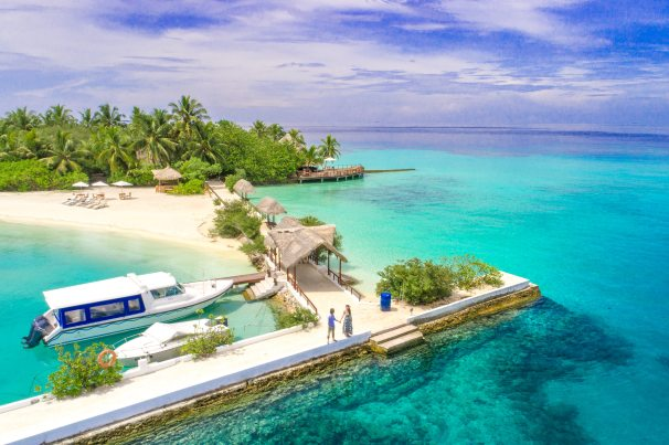 Need a private speedboat to reach your resorthotel Save money and holiday time, use one of our speedboats to reach your destination in Maldives
